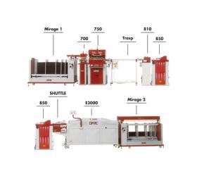 Оборудование OMAC для производства ремней