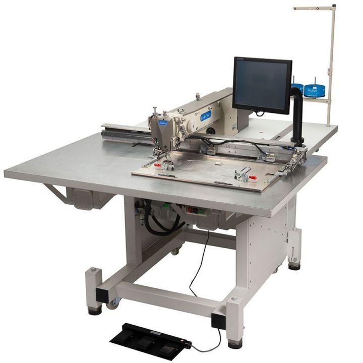 Garudan GPS/G - 6040 программируемая машина с большим полем шитья