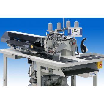 Duerkopp Adler 100-69 двухигольная швейная машина челночного стежка