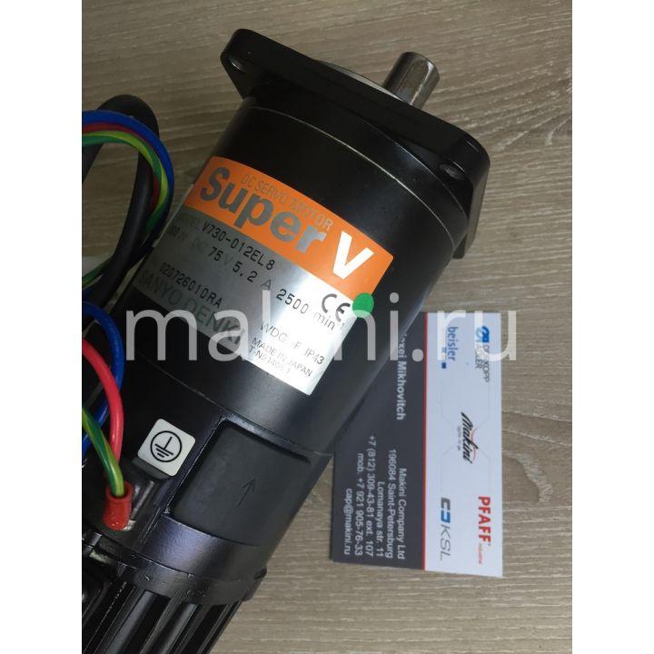 85917052 Motor XY axis GTxL Sanyo V730-012el8  /Сервомотор