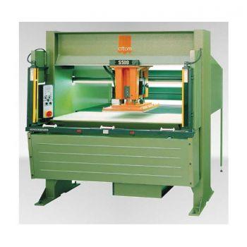 Atom SP 588/3 Пресс вырубочный кареточный, усилие 25т, размер стола 1600х500мм, ударник 500х500мм, ход ударника 100мм (Италия)