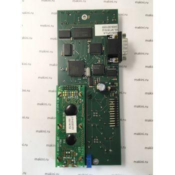 EL 971510-U board BDS-CPU-A / Плата управления SCHIPS