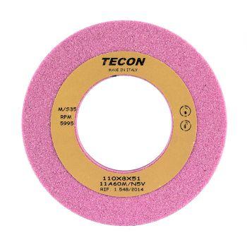 Заточной камень 110x8x51 розовый / pink (Tecon, Италия)