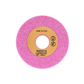 Заточной камень 400 RO розовый GRIND.STONE 70X7X17,5 RO (TECON, Италия)