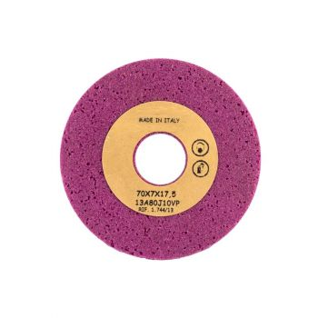 Заточной камень 400 RU рубиновый пористый GRIND.STONE 70X7X17,5 RUBYRED POROUS (TECON, Италия)