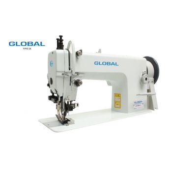 Global WF 9995 SK одноигольная швейная машина челночного стежка для тяжелых материалов