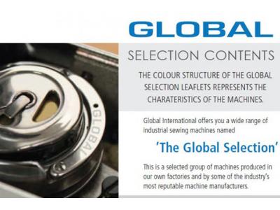 Каталог оборудования The Global Selection