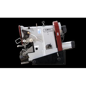 CMCI M91/1F-AC Швейная машина для швов Ideal, California, S. Crispino, декоративная строчка с изогнутой иглой (C.M.C.I. SRL, Fermo Italy)