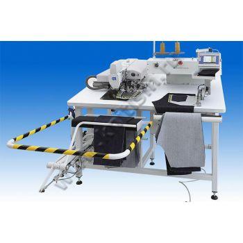 Durkopp Adler 906-01 Швейный автомат для настрачивания накладных карманов на джинсы и рабочую одежду