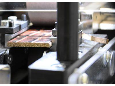 Линия Galli TECNO SYSTEM для производства однослойных кожаных ремней