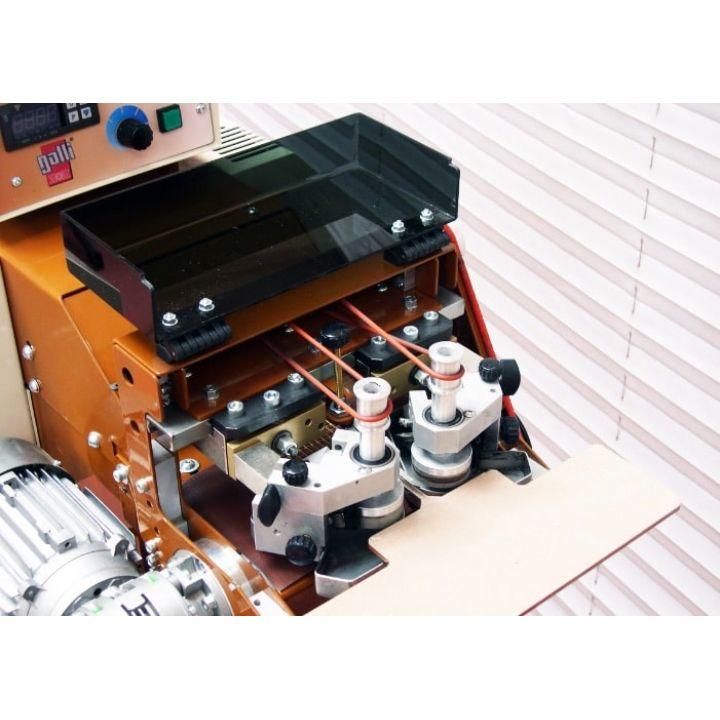 RC 106 покрасочный модуль для двустороннего окрашивания боковых урезов ремней для GALLI FC2E