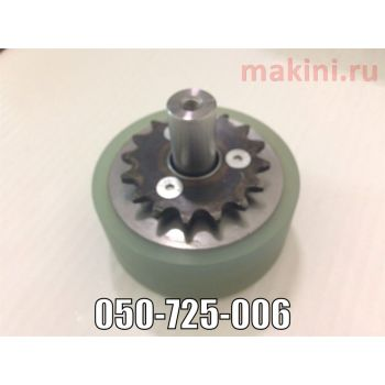050-725-006 WHEEL WITHOUT DISTANCE PIECE GERBER