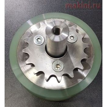 090-725-007 WHEEL WITHOUT DISTANCE PIECE GERBER