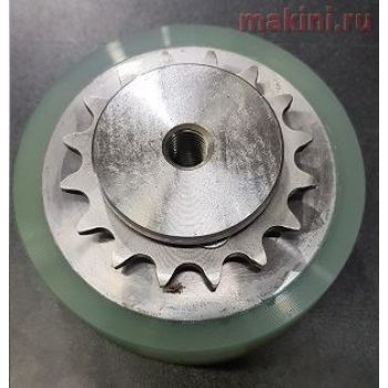 090-725-008 WHEEL WITHOUT DISTANCE PIECE GERBER