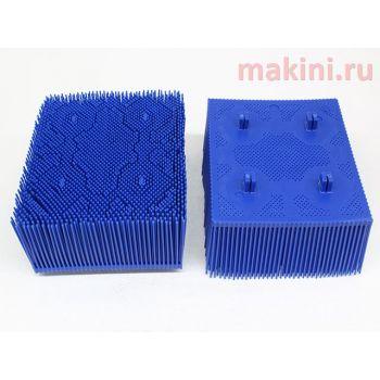 92911003 BRISTLE 1.6 POLY - SQUARE FOOT - BLUE GERBER