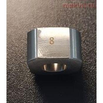 93813006 NUT, 8MM COMPRESSION COLLET GERBER