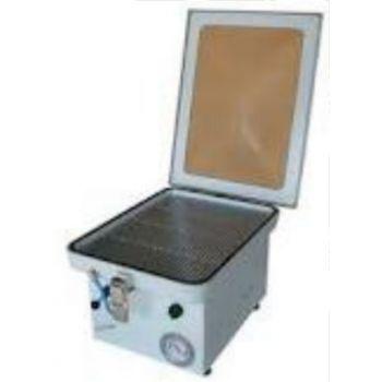 Ginev VACUUM PRESS 1 Вакуумный пресс с одним высоким или низким резервуаром в комплекте с вакуумметром 230V / 50Hz Одна фаза