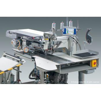 Durkopp Adler 756 A Автомат для изготовления прямых и косых карманов в рамку
