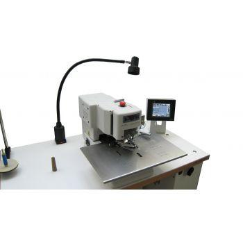 AMF Reece S-4002 ISBH угол 30° Петельный полуавтомат для имитации петель на рукавах пиджака.