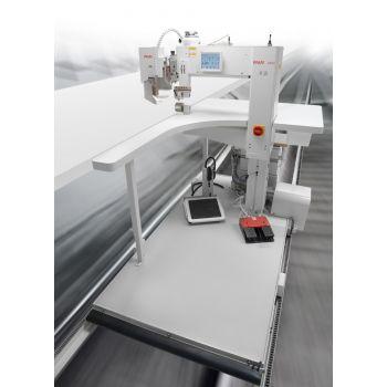 PFAFF 8390 Мобильный термосварочный аппарат (версия с горячим воздухом или горячим клином) для прямой сварки тяжелых, больших гибких термопластичных материалов