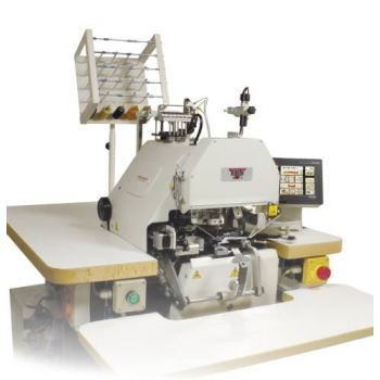 AMF Reece EBS Mark II Пуговичная машина, Машина для пришивания и обвивки ножки пуговицы