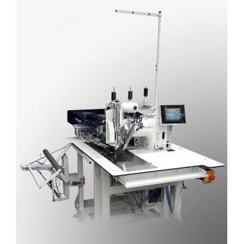 AMF Reece LW-7000 Полуавтомат для выполнения кармана в рамку (листочку)
