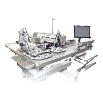 AMF Reece PS-250 Автомат для настрачивания накладных карманов с фальцеванием