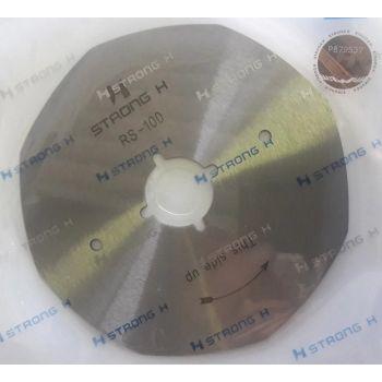RS-100 (8) HSS нож дисковый 8-ми гранный 100 мм Golden Eagle