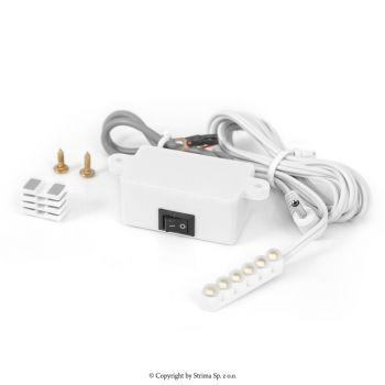TEXI LED TZ 10023234 N Швейный светильник для Texi Quattro 24 / Cinque 35 и другиx оверлоков