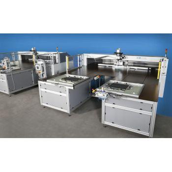 KSL KL 110 CNC Швейная установка