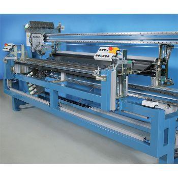 KSL KL 220-L Швейная установка поперечного шитья