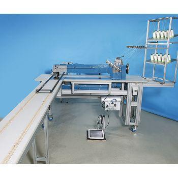 KSL KL 625-L Длиннорукавная швейная машина