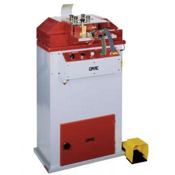 OMAC 820 Машина для дублирования и обрезки клееных ремней (Италия)
