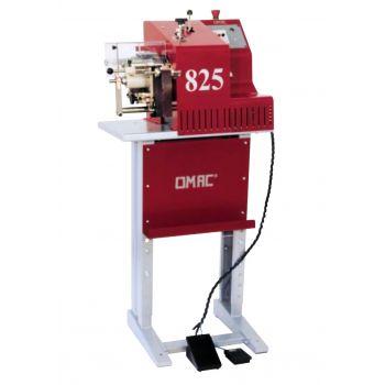 OMAC 825 машина для дублирования и вертикальной обрезки ремней (Италия)