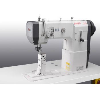PFAFF 1293-4/01-900/56-911/97 Одноигольная швейная машина челночного стежка с колонковой платформой с тройным транспортом