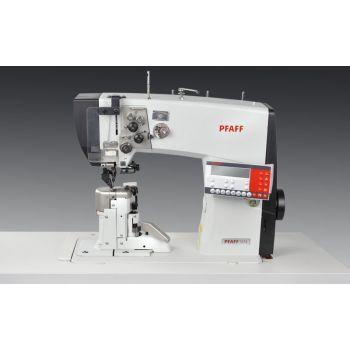 PFAFF 1574 Двухигольная швейная машина челночного стежка с колонковой платформой