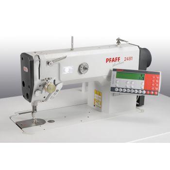 PFAFF 2481-906/11 Одноигольная швейная машина челночного стежка с плоской платформой