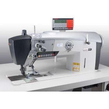 PFAFF 2521-820/001 Одноигольная швейная машина челночного стежка с тройным транспортом
