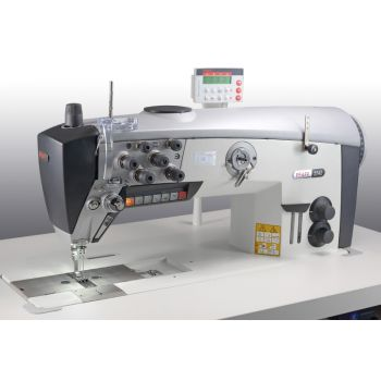 PFAFF 2542 Одноигольная швейная машина челночного стежка с тройным транспортом