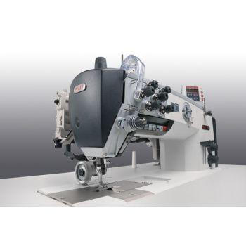 PFAFF 2542 PULLER Одноигольная швейная машина челночного стежка с тройным транспортом