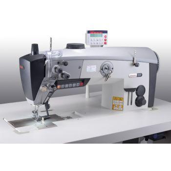PFAFF 2545 Одноигольная швейная машина челночного стежка с тройным транспортом