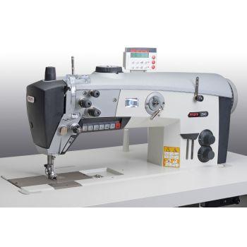 PFAFF 2545 PLUS Одноигольная швейная машина челночного стежка с тройным транспортом