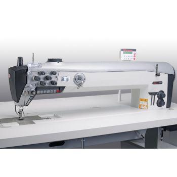 PFAFF 2545/2546 PLUS LONG ARM Одноигольная швейная машина челночного стежка с тройным транспортом