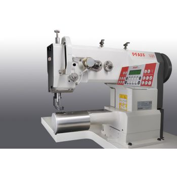 PFAFF 333-712/02-6/01 Одноигольная швейная машина со свободным рукавом без транспортера материала