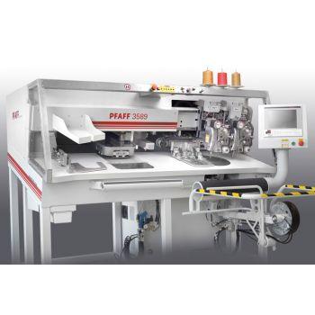 PFAFF 3589 Программируемый швейный автомат для работы по шаблону