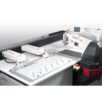 PFAFF 3590-5/5040 Программируемый швейный автомат для работы по шаблону