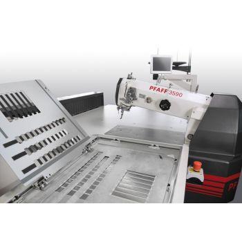 PFAFF 3590 VARIO Программируемый швейный автомат для работы по шаблону