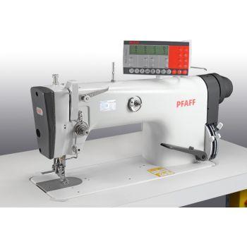 PFAFF 487 Швейная машина челночного стежка с плоской платформой