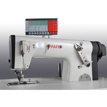 PFAFF 5487 -811/ Высокоскоростная швейная машина однониточного цепного стежка с нижним и верхним дифференциальным транспортом.