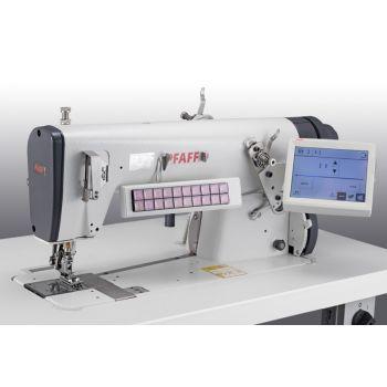 PFAFF 5487-918/55 Высокоскоростная швейная машина однониточного цепного стежка с нижним и верхним дифференциальным транспортом.